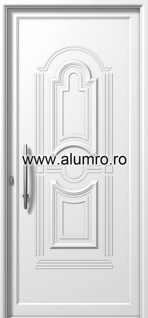 Usa din aluminiu pentru exterior - E870 ALUMINCO - Poza 167
