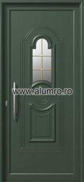 Usa din aluminiu pentru exterior - E871 kaiti ALUMINCO - Poza 170