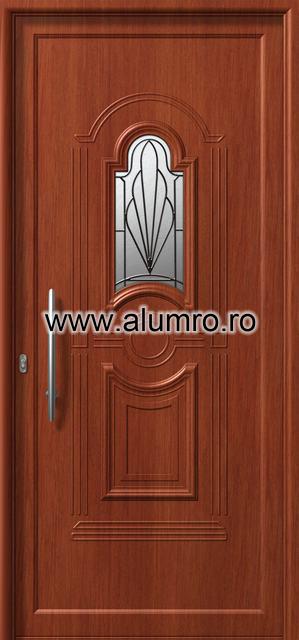 Usa din aluminiu pentru exterior - E871 safe 3 ALUMINCO - Poza 173
