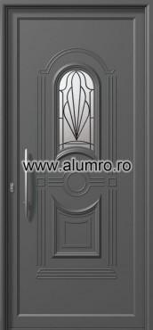 Usa din aluminiu pentru exterior - E874 safe 3 ALUMINCO - Poza 176