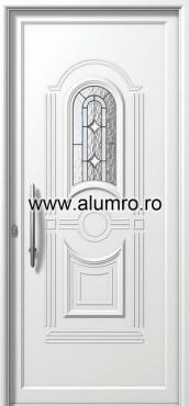 Usa din aluminiu pentru exterior - E874 vitro 1 ALUMINCO - Poza 177