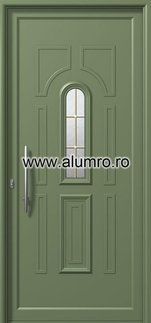 Usa din aluminiu pentru exterior - E881 kaiti ALUMINCO - Poza 180