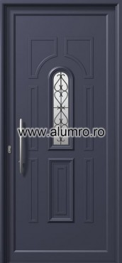 Usa din aluminiu pentru exterior - E881safe ALUMINCO - Poza 182