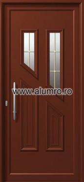 Usa din aluminiu pentru exterior - E896 kaiti ALUMINCO - Poza 185
