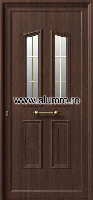 Usa din aluminiu pentru exterior - E898 kaiti ALUMINCO - Poza 187