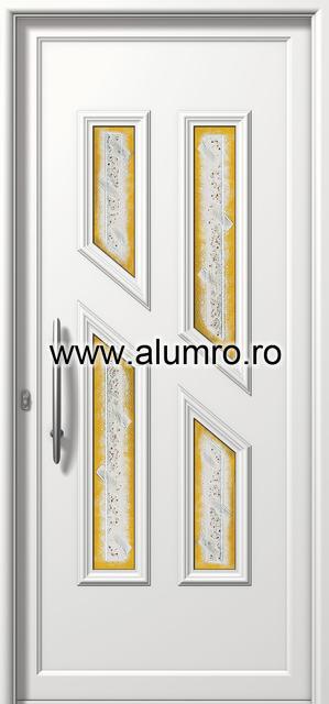 Usa din aluminiu pentru exterior - E899 fused 1 ALUMINCO - Poza 188