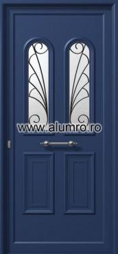Usa din aluminiu pentru exterior - E900 safe 2 ALUMINCO - Poza 191