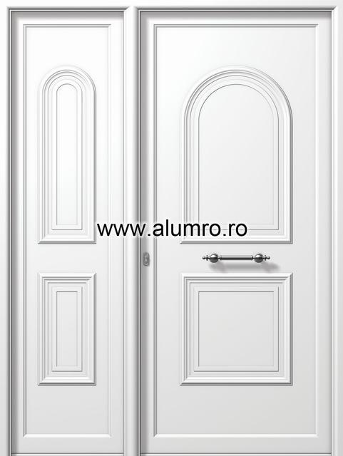 Usa din aluminiu pentru exterior - E903-E510 ALUMINCO - Poza 192