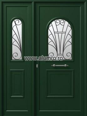 Usa din aluminiu pentru exterior - E905 safe 2 - E514 safe 3 ALUMINCO - Poza 196