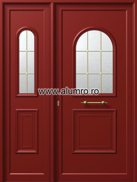 Usa din aluminiu pentru exterior - E905-E514 kaiti ALUMINCO - Poza 197