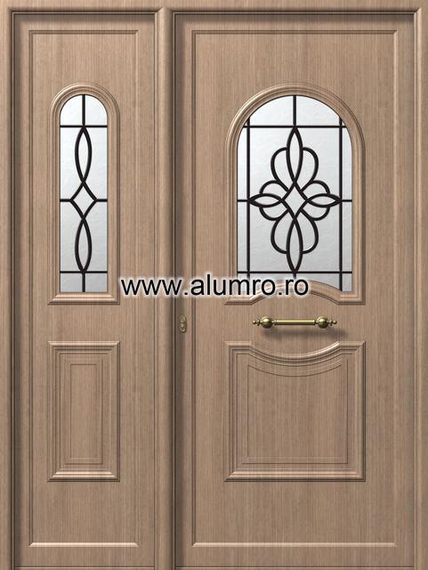 Usa din aluminiu pentru exterior - E905-E911 safe 1 ALUMINCO - Poza 207