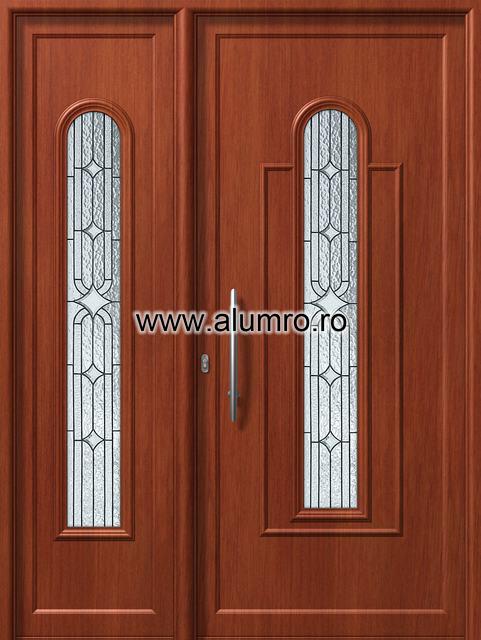 Usa din aluminiu pentru exterior - E908-E553 vitro 1 ALUMINCO - Poza 209