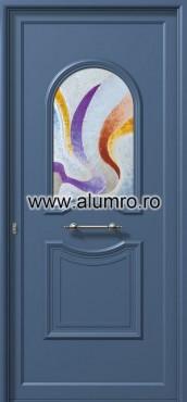 Usa din aluminiu pentru exterior - E911 fused 3 ALUMINCO - Poza 210