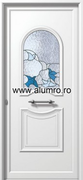 Usa din aluminiu pentru exterior - E911 vitro 2 ALUMINCO - Poza 212