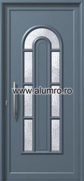 Usa din aluminiu pentru exterior - E924 ALUMINCO - Poza 214