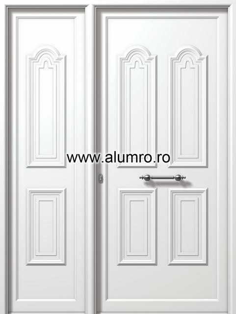Usa din aluminiu pentru exterior - E933-E941 ALUMINCO - Poza 217