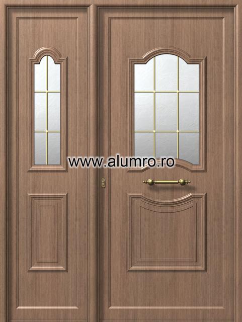Usa din aluminiu pentru exterior - E934-E928 kaiti ALUMINCO - Poza 218