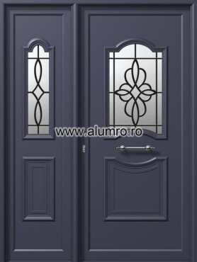 Usa din aluminiu pentru exterior - E934-E928 safe 1 ALUMINCO - Poza 219