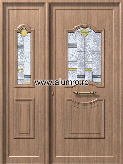 Usa din aluminiu pentru exterior - E934-E928 vitro 1 ALUMINCO - Poza 220