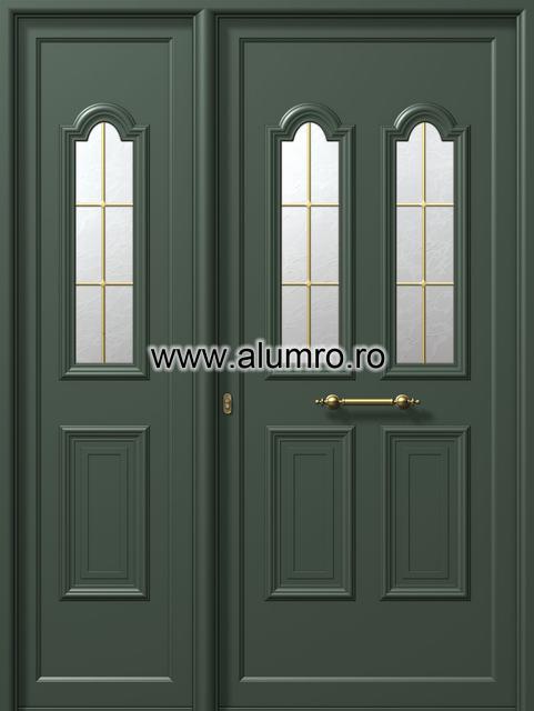 Usa din aluminiu pentru exterior - E934-E943 kaiti ALUMINCO - Poza 221