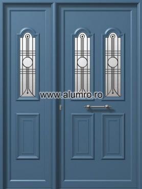 Usa din aluminiu pentru exterior - E934-E943 safe 3 ALUMINCO - Poza 223