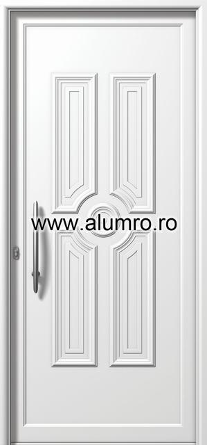 Usa din aluminiu pentru exterior - E951 ALUMINCO - Poza 225