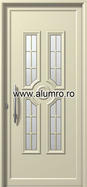 Usa din aluminiu pentru exterior - E954 kaiti ALUMINCO - Poza 229