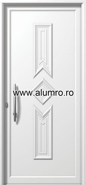 Usa din aluminiu pentru exterior - E957 ALUMINCO - Poza 230