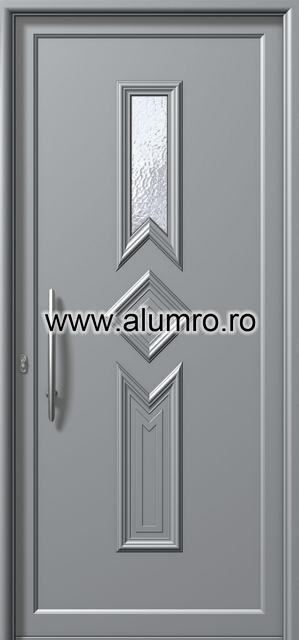 Usa din aluminiu pentru exterior - E958 ALUMINCO - Poza 231