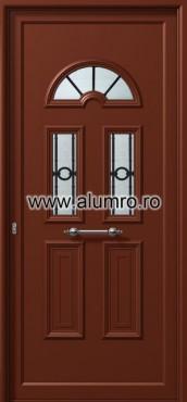 Usa din aluminiu pentru exterior - E983 karavolo ALUMINCO - Poza 234