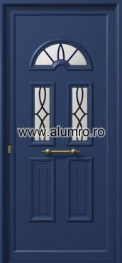 Usa din aluminiu pentru exterior - E983 safe 1 ALUMINCO - Poza 235