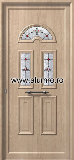 Usa din aluminiu pentru exterior - E983d eco 1 ALUMINCO - Poza 236