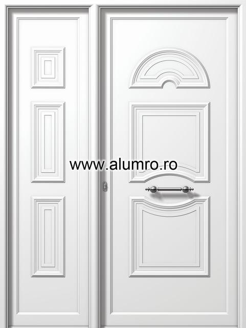 Usa din aluminiu pentru exterior - E986-E700 ALUMINCO - Poza 237