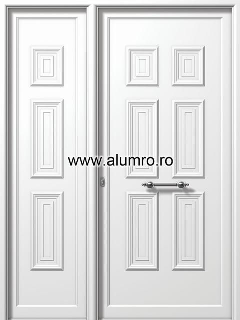 Usa din aluminiu pentru exterior - E986-E990 ALUMINCO - Poza 239