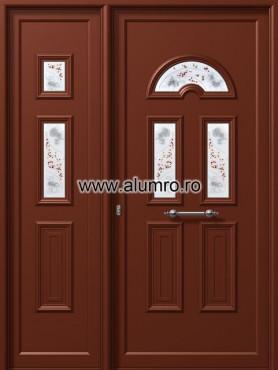 Usa din aluminiu pentru exterior - E988-E983 fused 1 ALUMINCO - Poza 242
