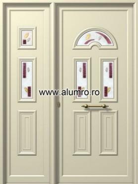 Usa din aluminiu pentru exterior - E988-E983 fused 3 ALUMINCO - Poza 244