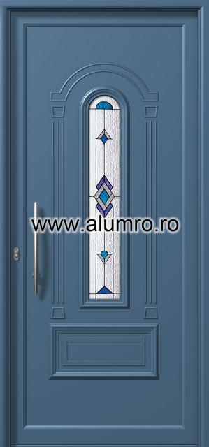 Usa din aluminiu pentru exterior - E2000 ALUMINCO - Poza 249