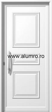 Usa din aluminiu pentru exterior - P6110 ALUMINCO - Poza 3