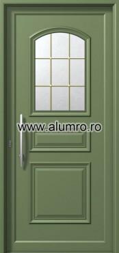 Usa din aluminiu pentru exterior - P6121 kaiti ALUMINCO - Poza 7