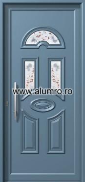 Usa din aluminiu pentru exterior - P6133 fused 1 ALUMINCO - Poza 10