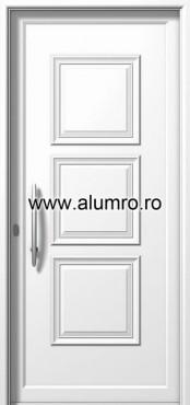 Usa din aluminiu pentru exterior - P6150 ALUMINCO - Poza 13