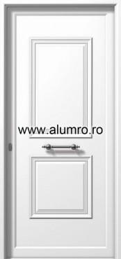 Usa din aluminiu pentru exterior - P6160 ALUMINCO - Poza 17