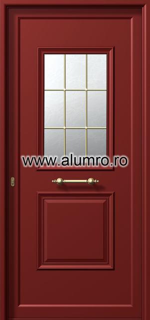 Usa din aluminiu pentru exterior - P6161 kaiti ALUMINCO - Poza 19