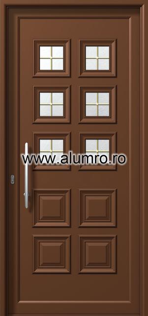 Usa din aluminiu pentru exterior - P6196 kaiti ALUMINCO - Poza 27