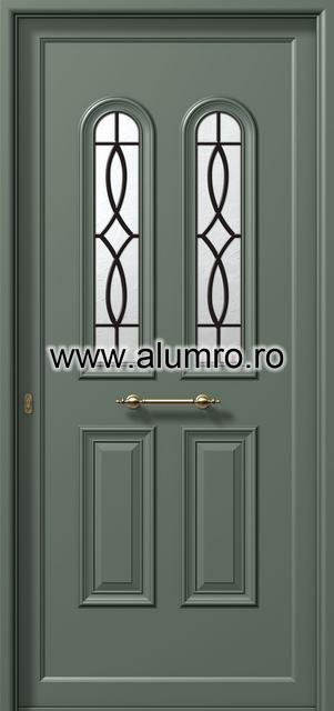 Usa din aluminiu pentru exterior - P6212 safe 1 ALUMINCO - Poza 32