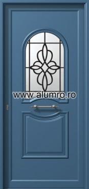 Usa din aluminiu pentru exterior - P6221 safe 1 ALUMINCO - Poza 33