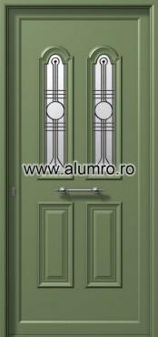 Usa din aluminiu pentru exterior - P6242 safe 3 ALUMINCO - Poza 34