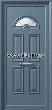 Usa din aluminiu pentru exterior - P6251 kaiti inox ALUMINCO - Poza 35