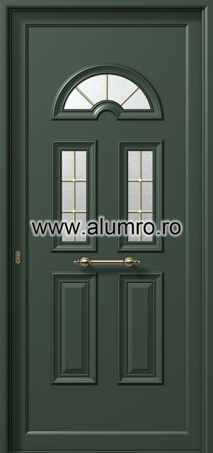 Usa din aluminiu pentru exterior - P6253 kaiti ALUMINCO - Poza 37