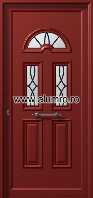 Usa din aluminiu pentru exterior - P6253 safe 1 ALUMINCO - Poza 38